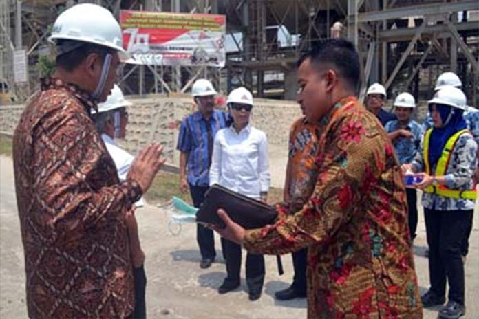 Tuban, Menteri Rini Sidak BUMN
